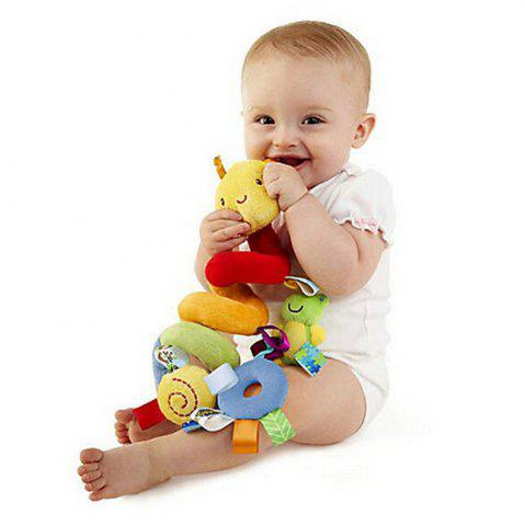 Fancy Baby Pacifier Toy Color Bed Around