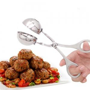 Stainless Steel Meatball Mold -