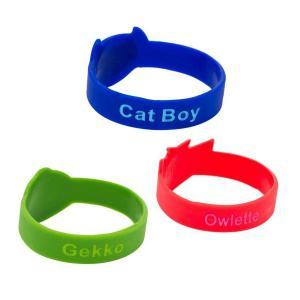 Party Decoration Masks Green Blue Red Resin Birthday Party For Kids Bracelet Wristband -