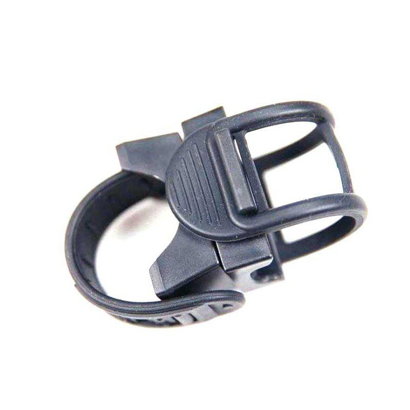 Unique Bicycle Lamp Holder Strong Light Flashlight Holder Car Clip Flashlight Holder