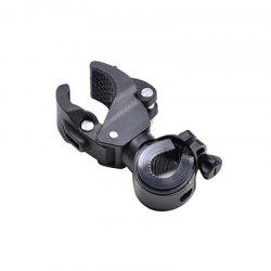 Bicycle Mountain Bike Flashlight Holder Fixed Bracket -