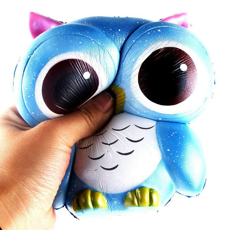 Outfits Squishys Slow Rising Stress Relief Soft Toys Replica Owl