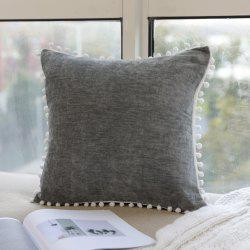 Pillowcase European-Style Solid Color Pillow Cover -