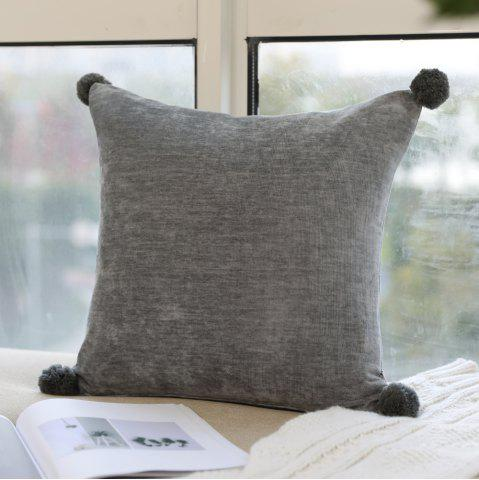 Sale Fashionable Pillowcase European-Style Solid Color Pillow Cover