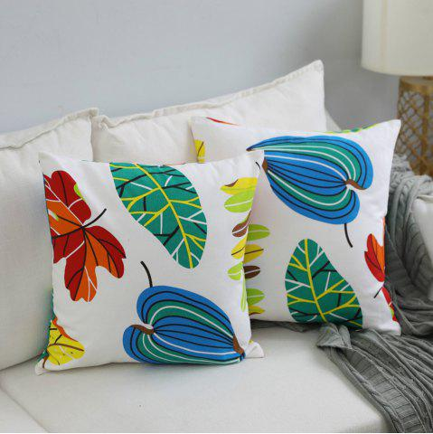 Buy Sofa Cushion Cottonsolid Color Comfortable Decorative Pillowcase
