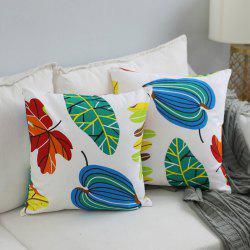 Sofa Cushion Cottonsolid Color Comfortable Decorative Pillowcase -