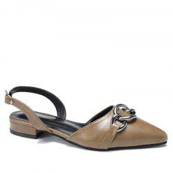 Stylish Sandals with Flat Bottomed -