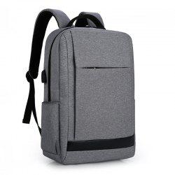 Men and ladies business backpack computer bag 15.6 inch shoulder bag  student backpack -