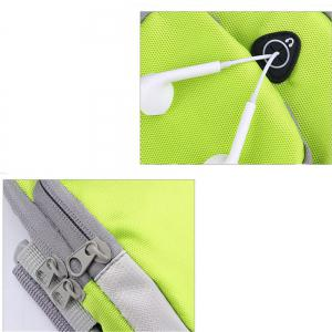 Outdoor sports men and women running mobile arm package -
