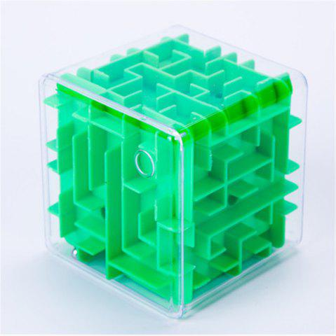 Unique Handheld Labyrinth Walk Bead Toys