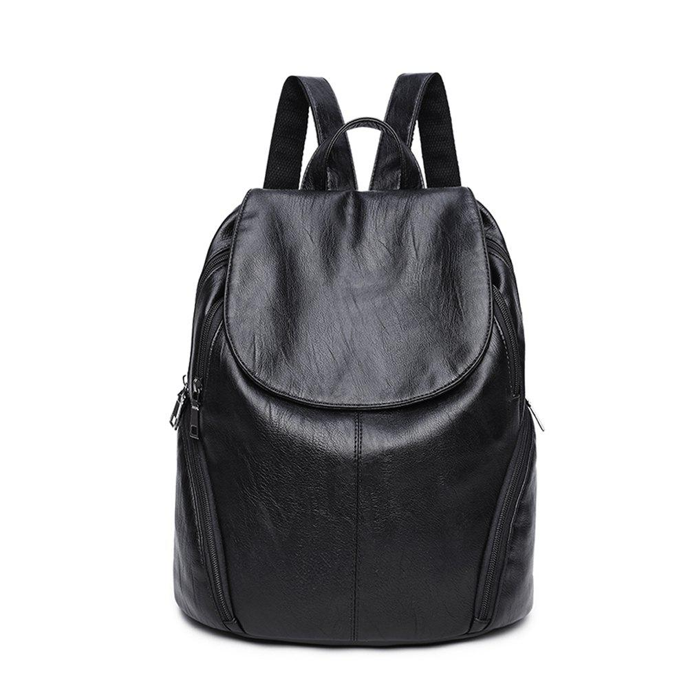 c2628199ce08 Best Women s Backpack Purse Pu Leather Ladies Casual Shoulder School Bag  for Girls