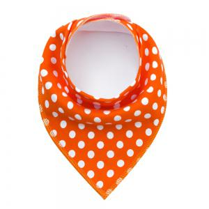 4PCS Baby Bandana Drool Bibs Soft and Absorbent Bib with 100 Percent Organic Cotton (F32) -