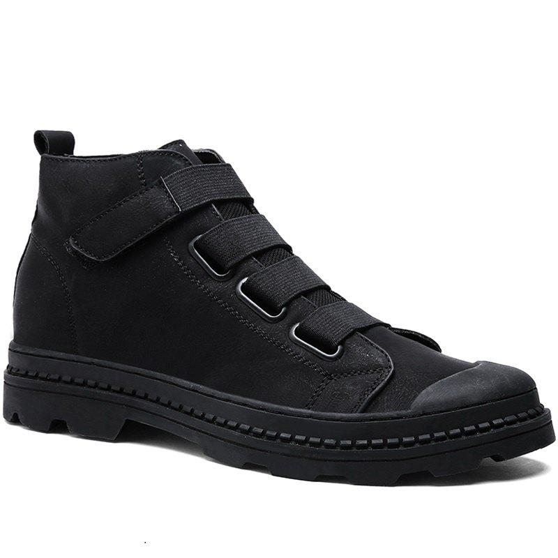 Trendy Martin  High Casual Retro Tooling  Trendy Boots