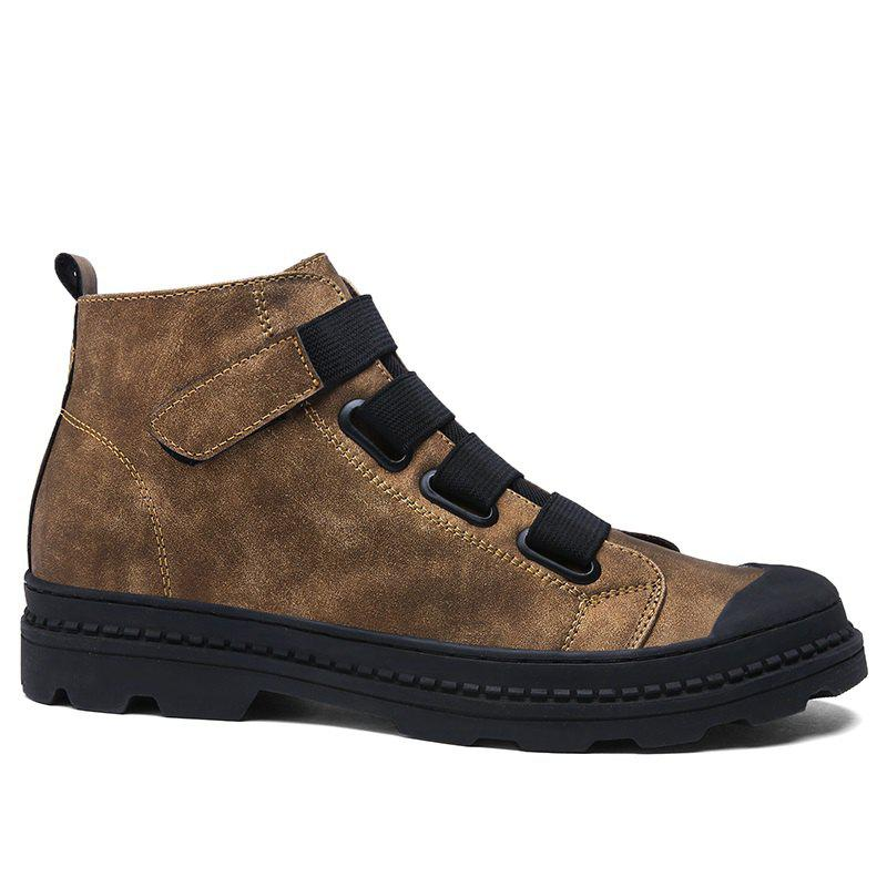 Shop Martin  High Casual Retro Tooling  Trendy Boots