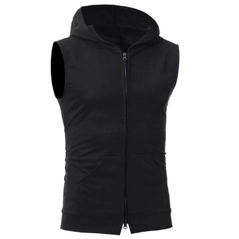 Outfits New Men's Simple Candy-Colored Sport Vest