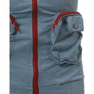 Men's Casual Three-Dimensional Pocket Design Fashion Vest -