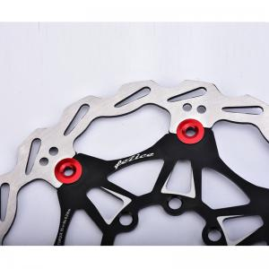 Mountain Bike Rotor 6 Nails 160mm Color Floating Disc Brake -