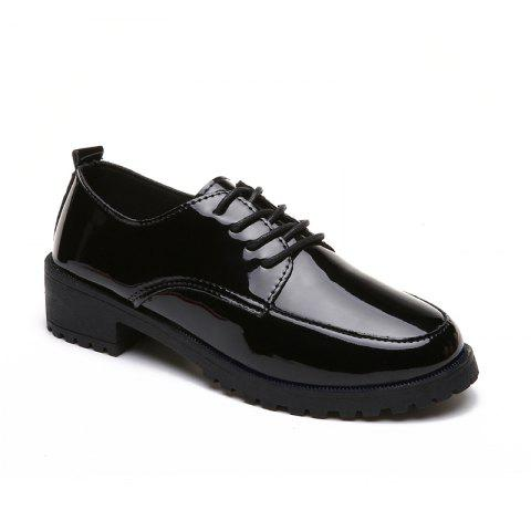 Affordable 2018 New Style Fashion Comfortable Cloth Round Toe Solid Color Rubber Sole Shoes