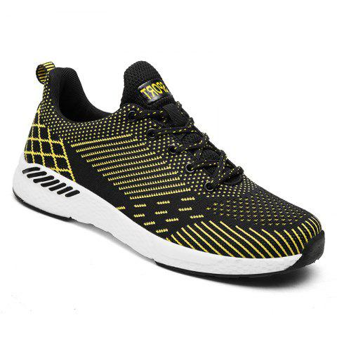 Shop Flying Knitted Unisex Running Shoes