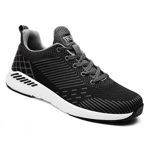 Outfit Flying Knitted Unisex Running Shoes