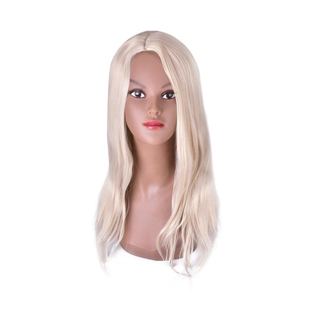 Affordable Hairyougo 4147 Heat Resistance Pure Color Long Cosplay Wig