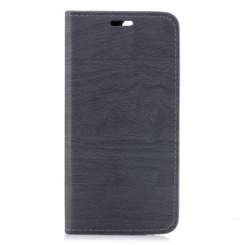 Best Cover Case for One Plus 5 Card Holder with Stand Flip Full Body Lines / Waves Hard PU Leather