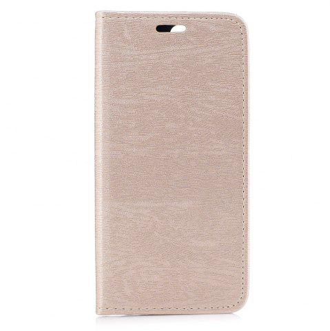 Chic Cover Case for One Plus 5 Card Holder with Stand Flip Full Body Lines / Waves Hard PU Leather