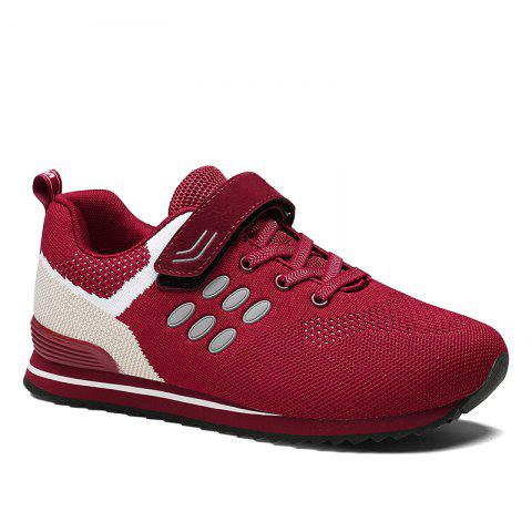 Discount Walking Sneakers Ladies Jogging Outdoor Flat Soft Non-Slip Shoes