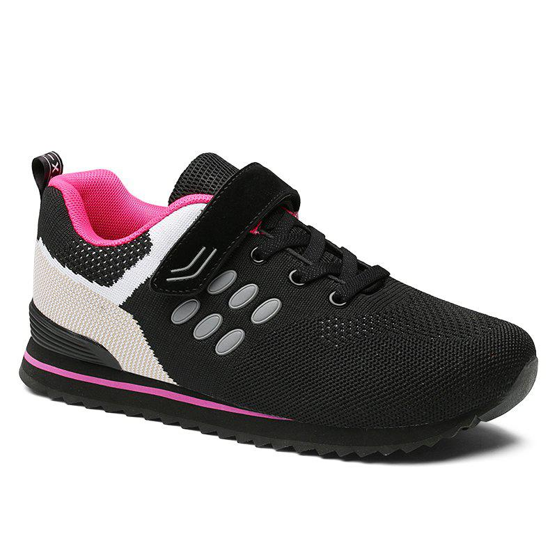 Latest Walking Sneakers Ladies Jogging Outdoor Flat Soft Non-Slip Shoes