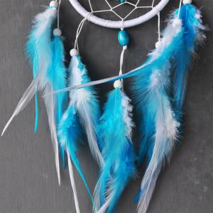 The New Natural Turquoise Dreamcatcher Pure Hand-Made -