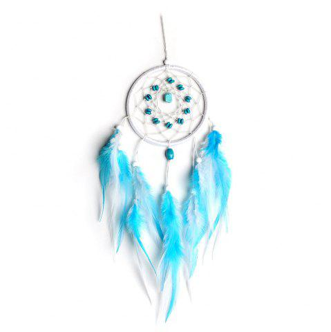 Affordable The New Natural Turquoise Dreamcatcher Pure Hand-Made