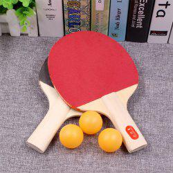 Table Tennis Racket Suit Sports Racket For Primary And Middle School Students -