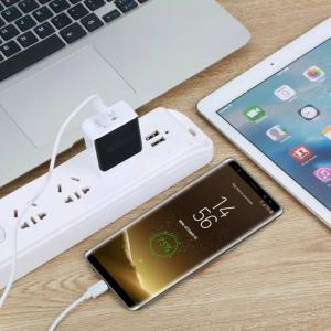 Quick Charge 3A USB Wall Charger US Plug QC3.0 Mini Travel Charger -