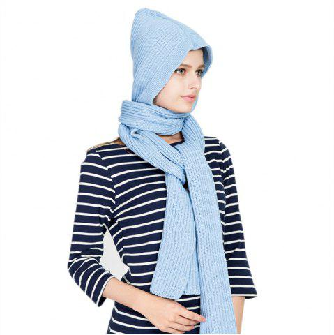Buy M1710 Knitted Cross Knitted Scarf