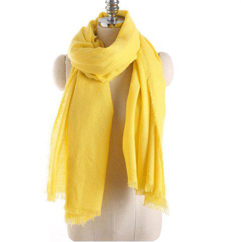 Shops M1724 All-Match Four Color Scarf Bristles