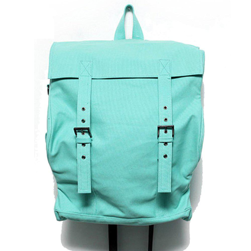 Unique 1PC Computer Backpack Large Capacity Bags  Couple Canvas Bag