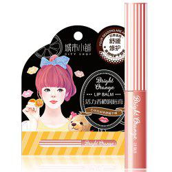 City Shop NCS101 Orange Lip Balm 1.4G -
