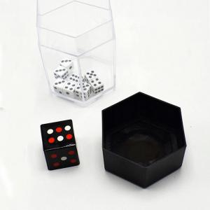 Explosive Dice 1 to 8 Magic Props Toys -