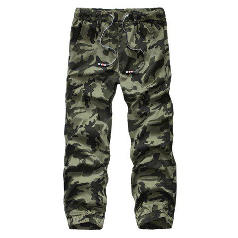 Best Recreational Equipment All-Match Elastic Camouflage Pants