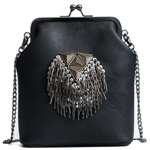 Sale Shell Bag Clip Shoulder Bag Chain Messenger Bag