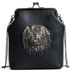 Shell Bag Clip Shoulder Bag Chain Messenger Bag -