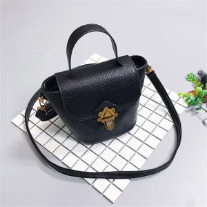 Bucket Female Wind Simple Wild Messenger Bag Handbags -