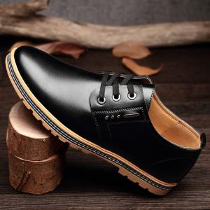 British Style Business Casual Shoes -
