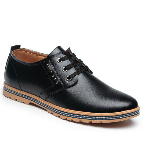 Discount British Style Business Casual Shoes