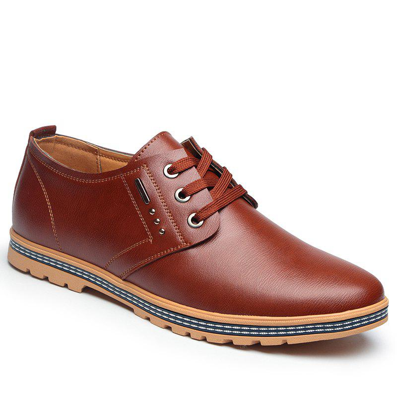 New British Style Business Casual Shoes