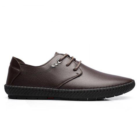Affordable Classic Business Casual Leather Shoes