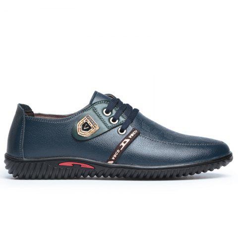 Store New Rubber Bottom Business Leather Casual Low Men Shoes