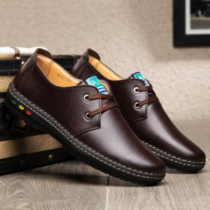 The New Black Business Belt Casual Men'S Shoes -