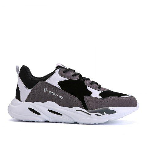 Shop New Cushion Fight Color Sports Shoes