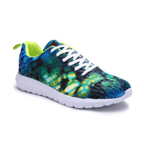 New Women's Sports Shoes Stylish Colorblock Sneakers  Casual Breathable Comfy Running Shoes